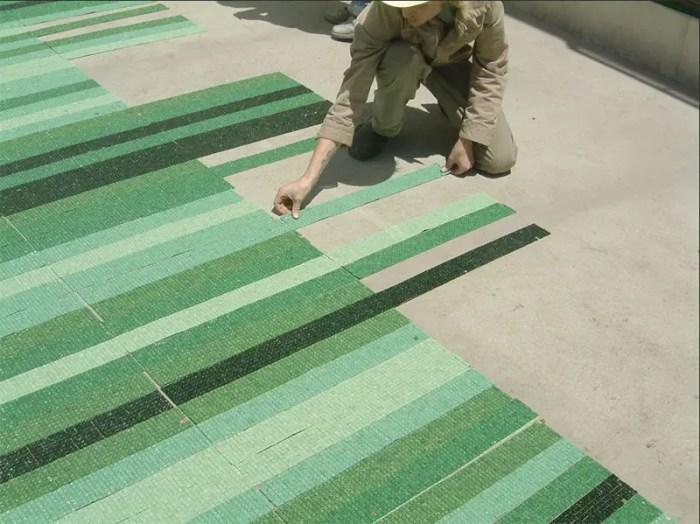 casa chico custom mosaic