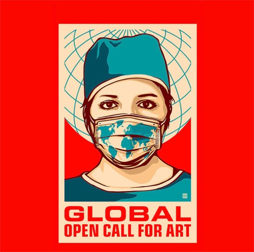 Read more about the article Promoting Mask-Wearing With Art by 18 Talented Artists