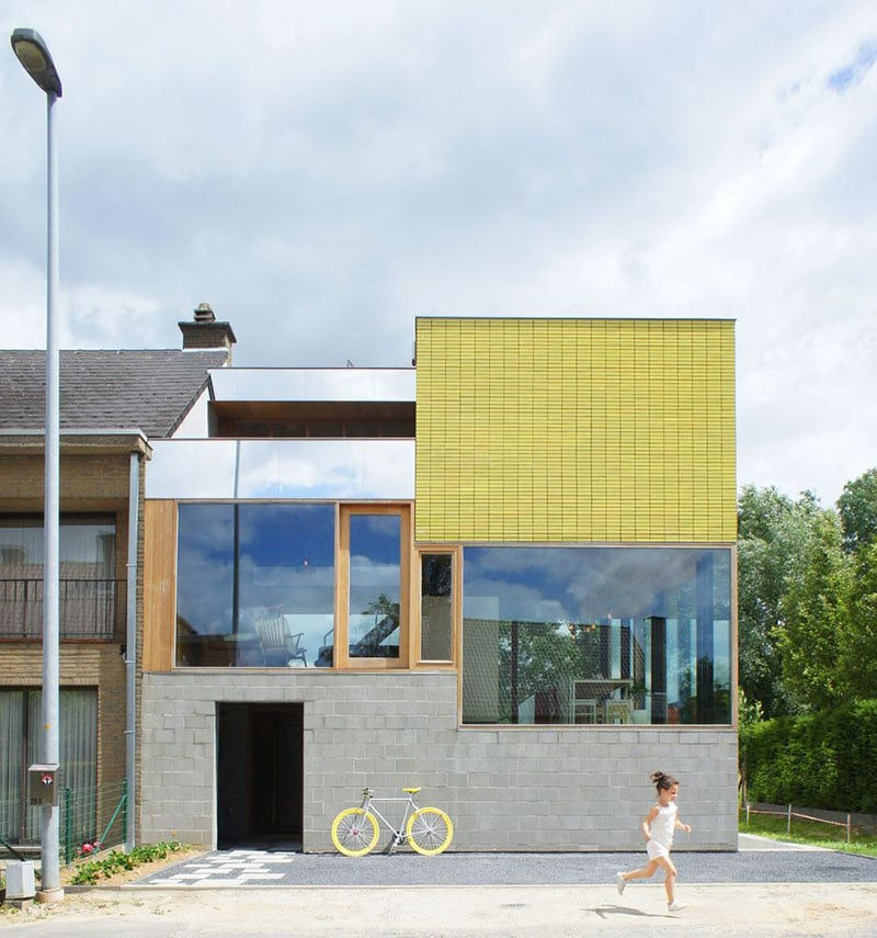 fun family home in belgium if it's hip it's here