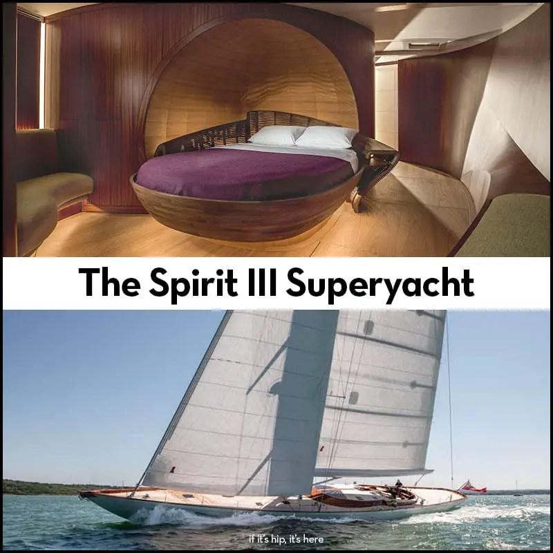 The Spirit 111 Superyacht