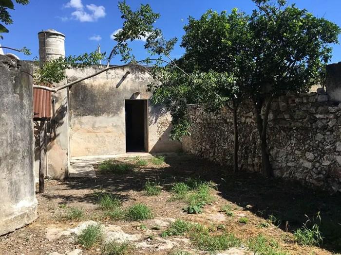 Casa Xolotl before renovation