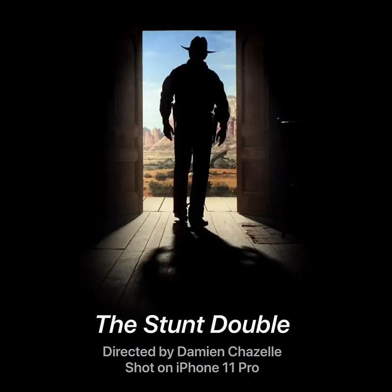 Damien Chazelle The Stunt Double