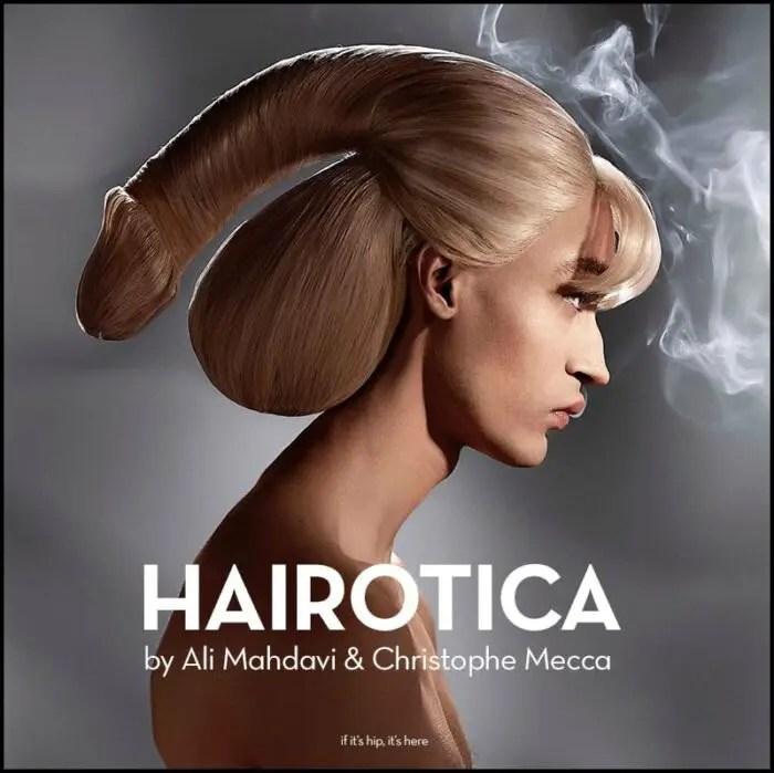 Hairotica by Ali Mahdavi and Christophe Mecca