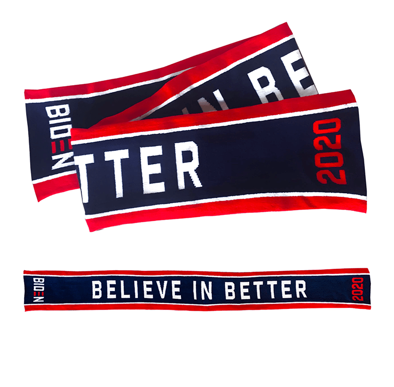 Thom Browne Believe in better scarf
