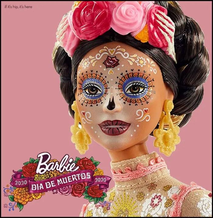 dia de muertos 2020 Barbie