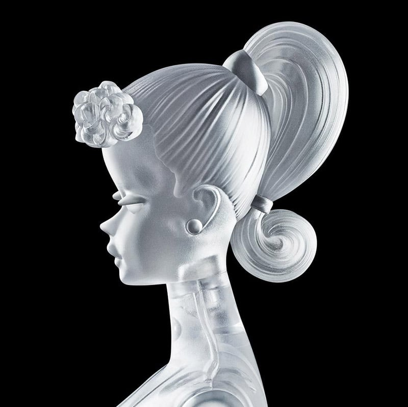 mattel creations art of engineering Barbie IIHIH