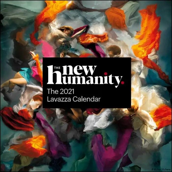 the 2021 Lavazza Calendar