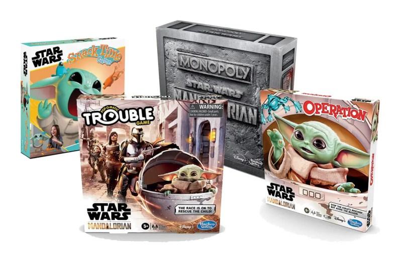 Star Wars The Mandalorian Games