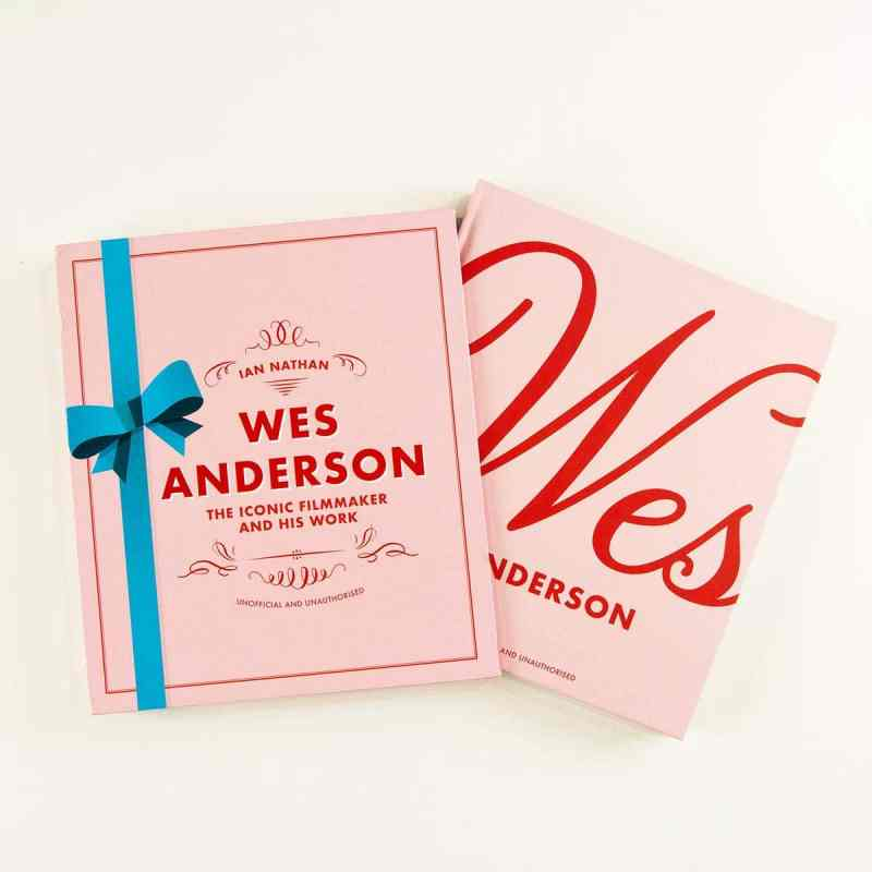 new wes anderson book