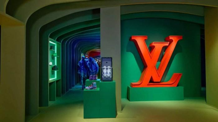 virgil abloh louis vuitton temporary residence