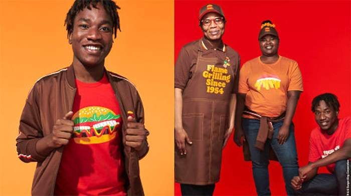 burger king uniform redesign