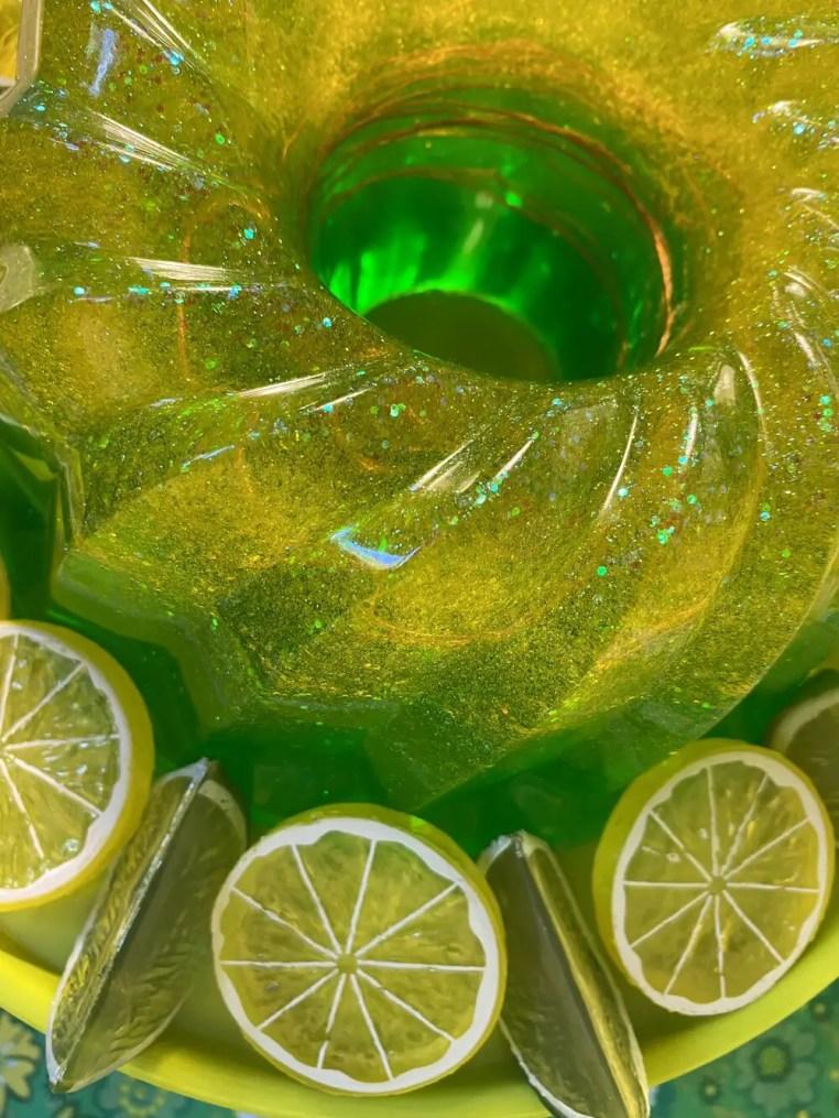 Elrod gelatin art