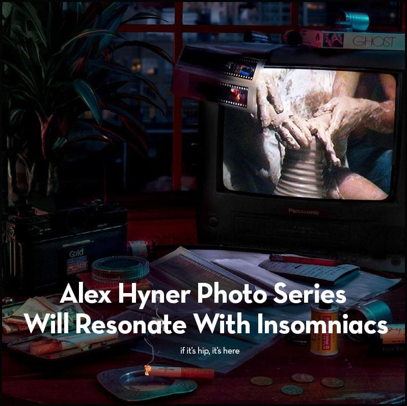 Alex Hyner Photo Series