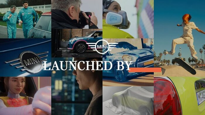launched by MINI