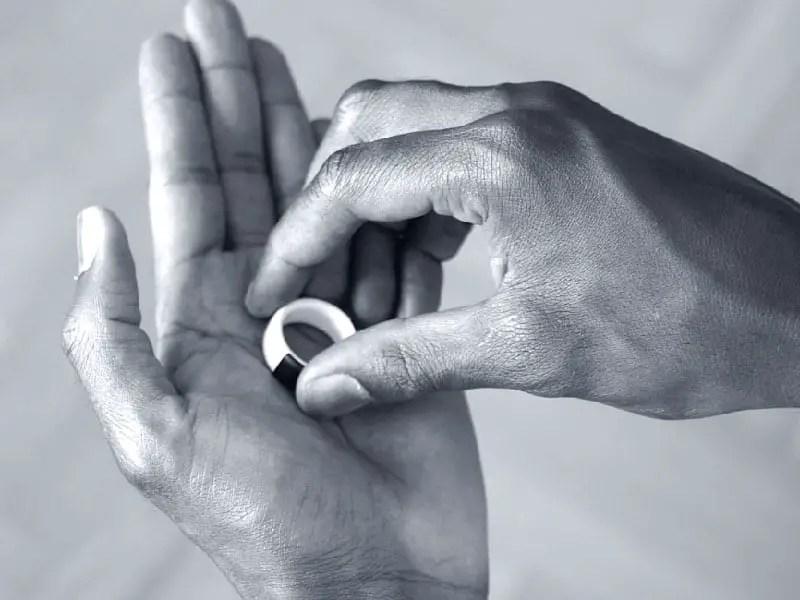 aeklys by starck smart ring
