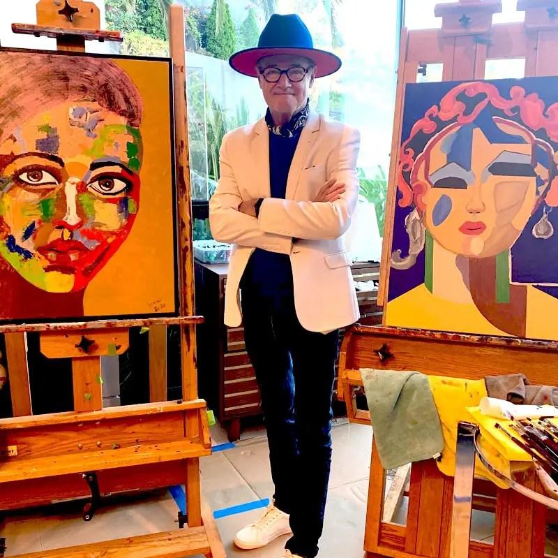 artist Bruno Mascolo