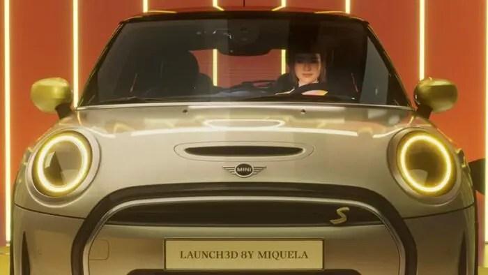 MINI launched by Miquela