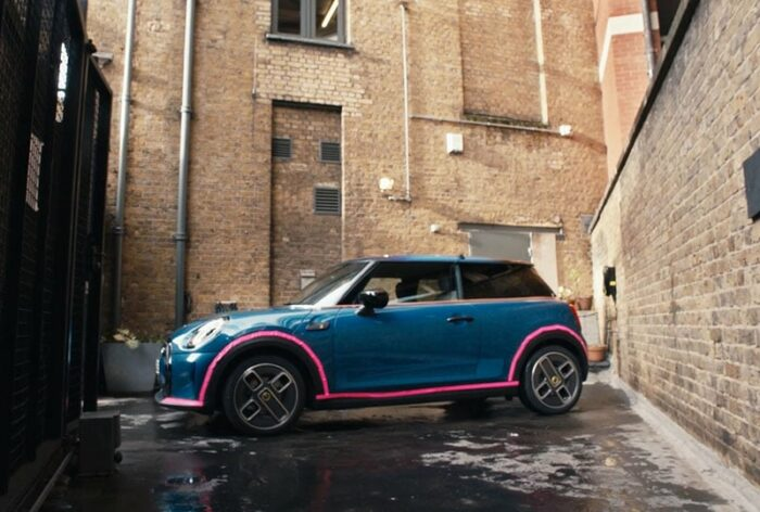 Mini Launched by Paul Smith