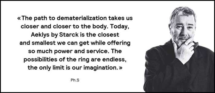 starck smart ring quote