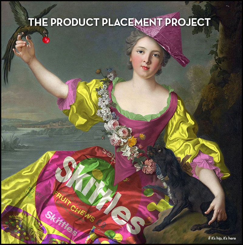 The product placement project