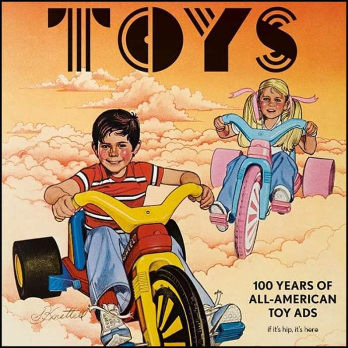 new Book of Vintage American Toy Ads