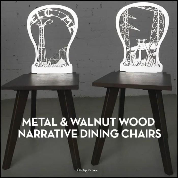 Narrative chairs by kranen/gille