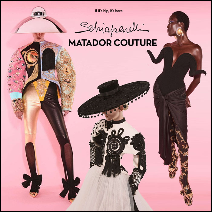 Read more about the article The Matador Couture Collection from Schiaparelli. Olé!