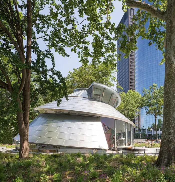 wxy architects seaglass carousel iihih