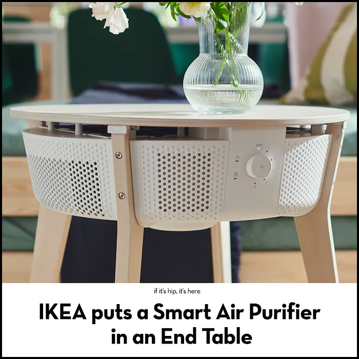 IKEA STARVKIND Air Purifier