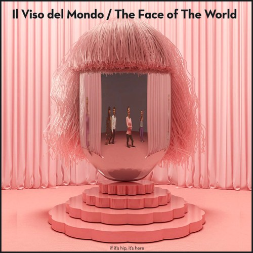 Read more about the article Richard Yasmine's Il Viso del Mondo at Milan Design Week
