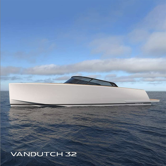 VD32 entry level yacht