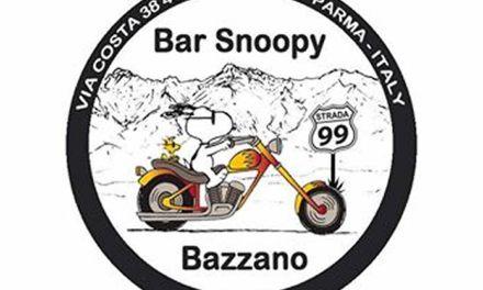 Il Bar Snoopy di Bazzano (PR) è biker friendly