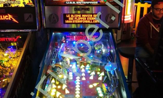 Pinball Star Trek