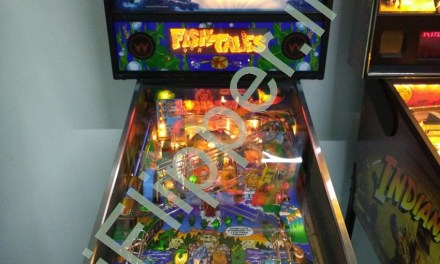 Pinball Fish Tales