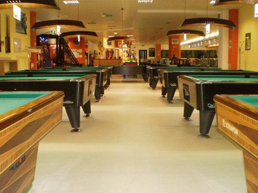 A Scandiano il bowling si gioca al Central Perk