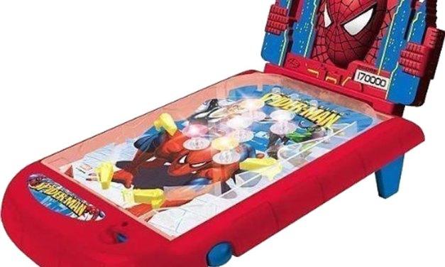 Ecco il flipper digitale di Spider-Man