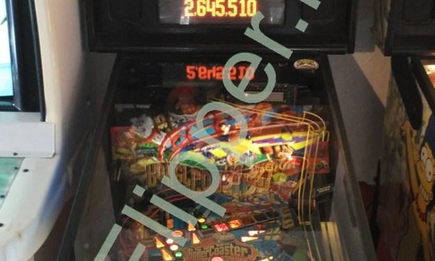 Pinball Rollercoaster Tycoon