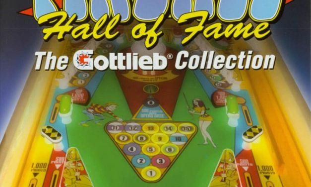 Flipper classici a portata di mano con Pinball Hall of Fame
