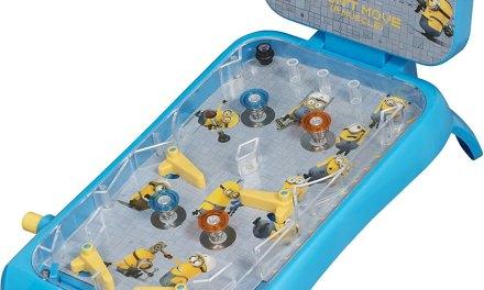 Divertitevi giocando a flipper con i Minions