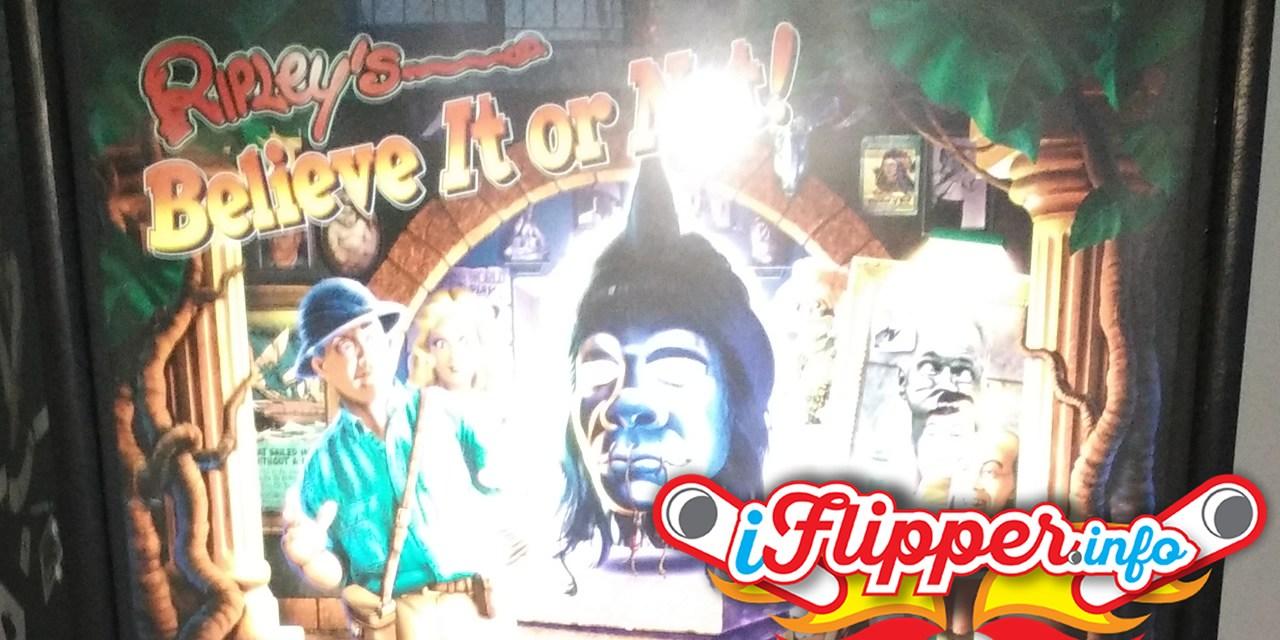Video Ripley's Believe It or Not!