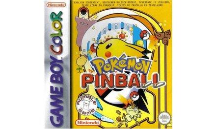 Catturate i Pokémon giocando a flipper