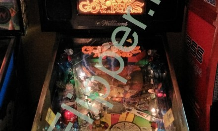 Pinball No Good Gofers