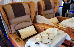 Round the world airfares business class