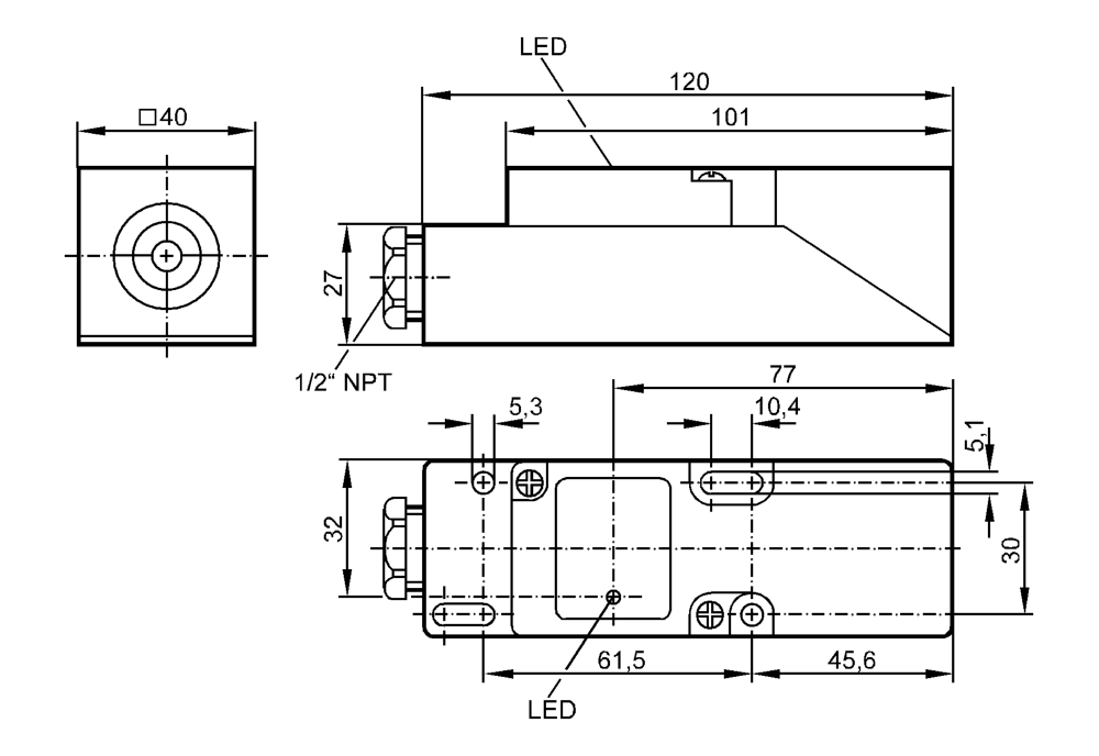 medium resolution of im0020 inductive sensor ifm electronic npn and pnp sensor wiring ifm proximity sensor wiring diagram