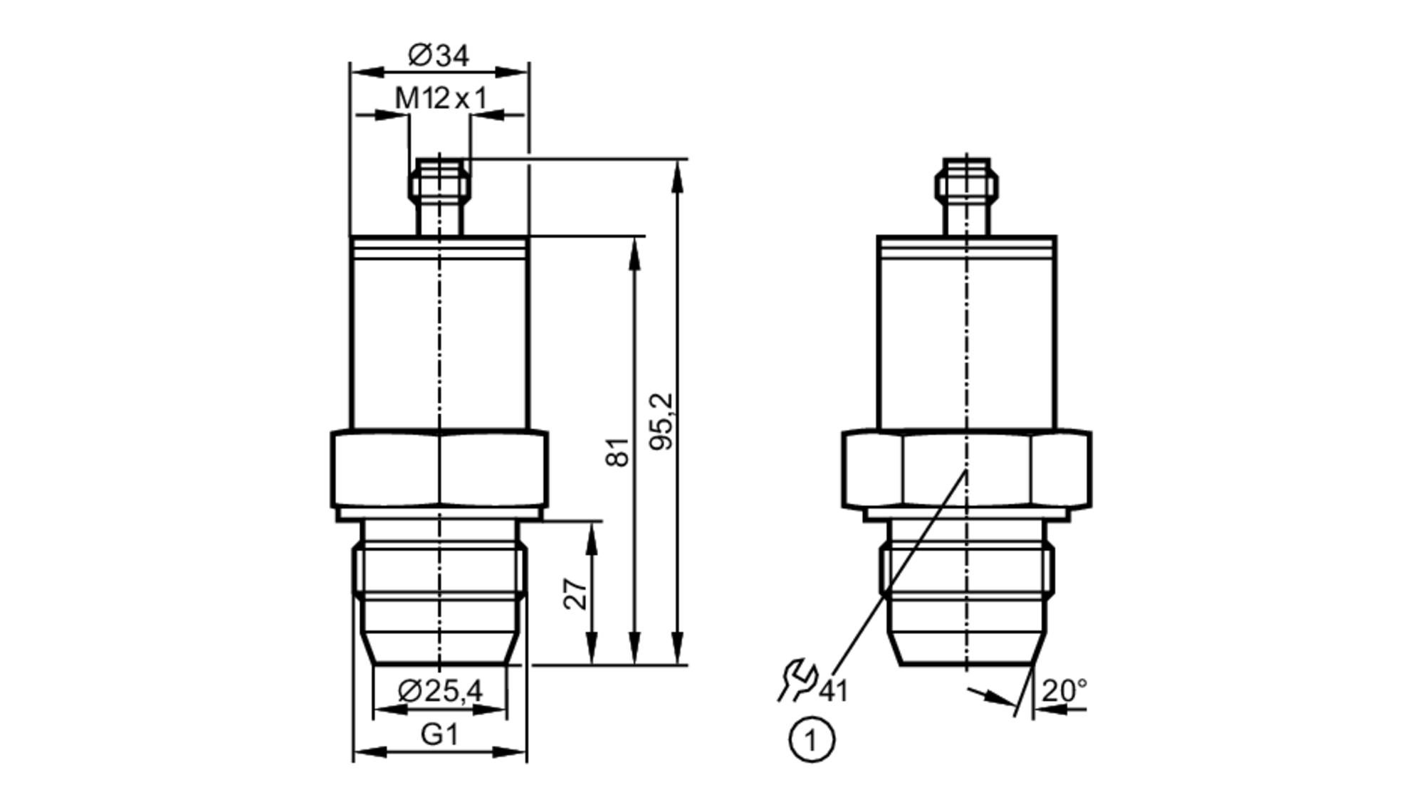 flush mount output jack wiring
