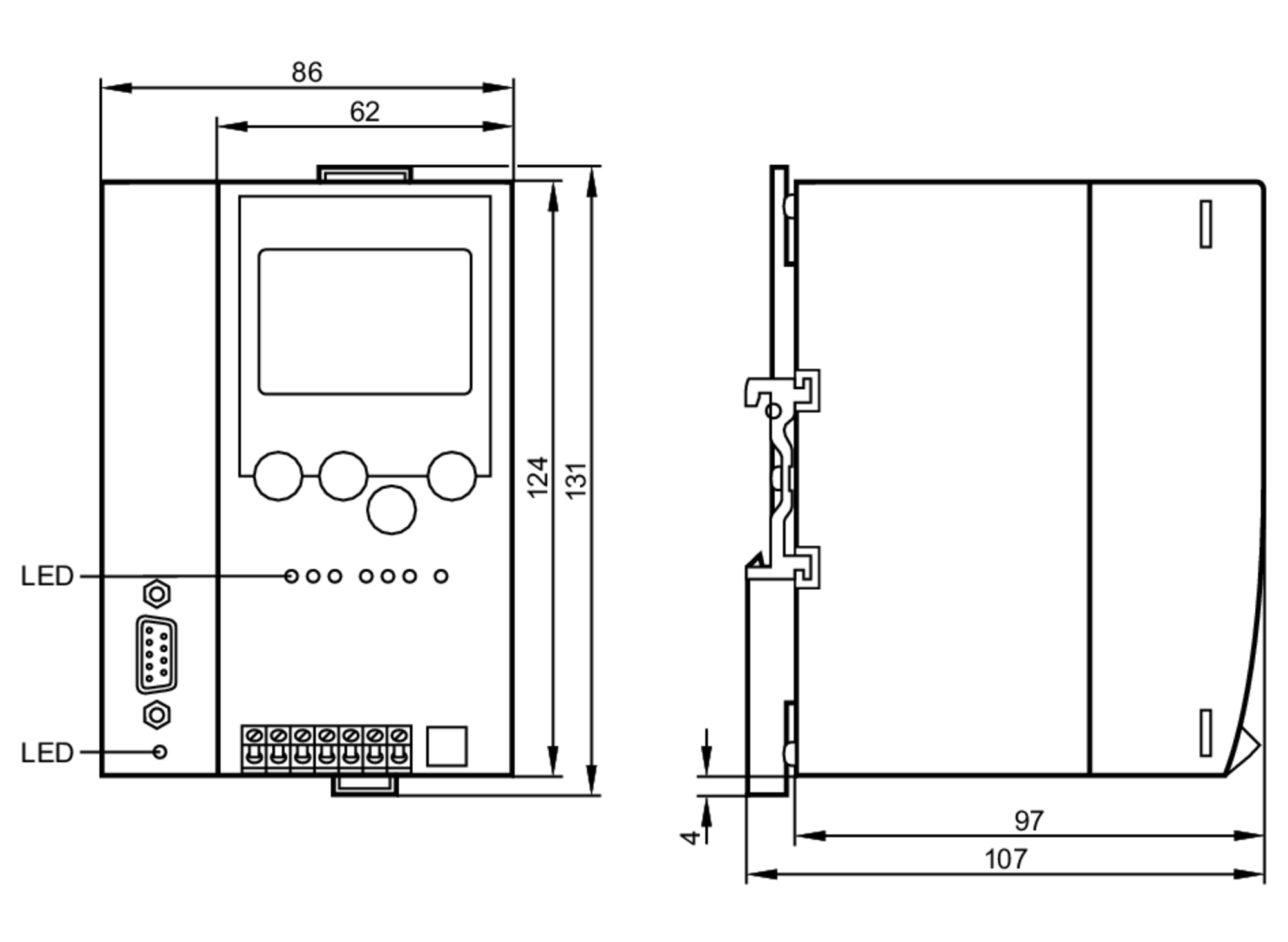 cu240e 2 wiring diagram genie garage door openers profibus dp library scale drawing