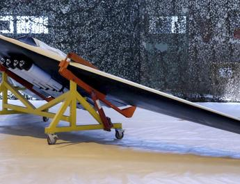 ifmat-Iran showcases new combat drone, copied from U.S. unmanned aircraft