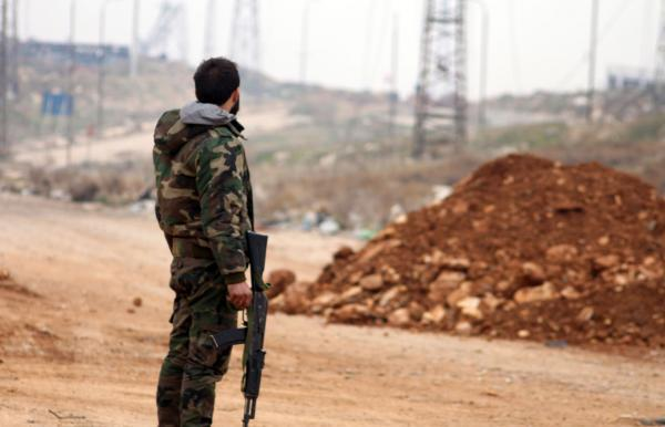 ifmat - Crimes in Aleppo Iran must be ousted from Syria