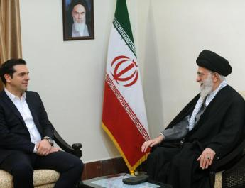 ifmat - Greece and Iran The Dark Side of the Relationship