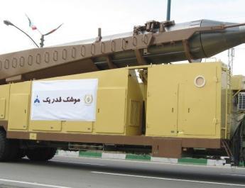ifmat - Iran Sejil 2 Missile has 2,500 kilometer range; could carry nuclear warhead
